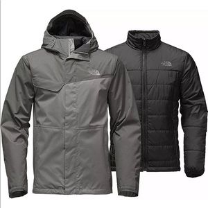 NWT Men's The NorthFace Triclimate Jkt Size: XXL